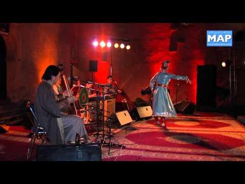 مهرجان صيف الاوداية يستقبل  الفرقة المنغولية إيغشيلغن