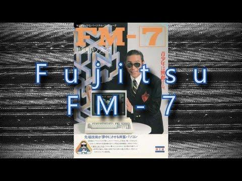 Fujitsu FM-7/FM-77 - Obscure Systems Showcase