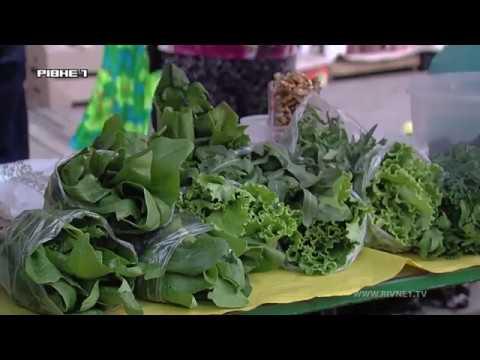 Чому потрібно їсти зелень рівнянам? [ВІДЕО]