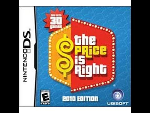 the price is right nintendo ds
