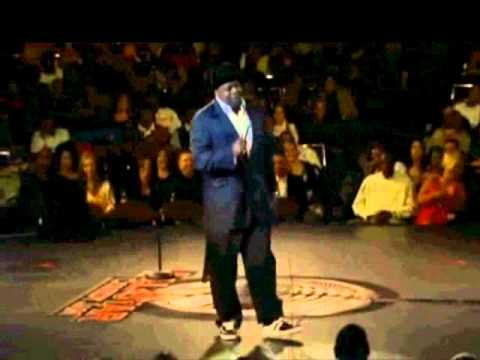 All Star Comedy Jam - Cedric The Entertainer (Part 1)