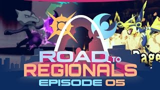 SUBSTITUTE?!! Road to Regionals VGC 2017! w/ Cybertron! Episode 05 - Pokemon Sun and Moon by aDrive