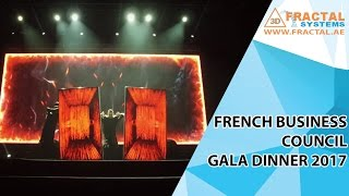 French Business Council Gala Dinner 2017 - Fractal Systems