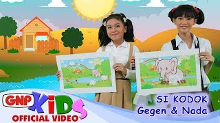 Video Si Kodok - Gegen & Nada MP3, 3GP, MP4, WEBM, AVI, FLV Februari 2019