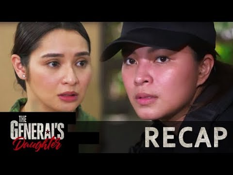 Jessie discovers that Rhian is her missing sister Arabella | The General's Daughter Recap