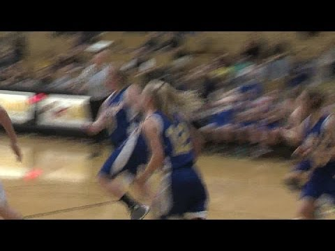 WLFITV - BONUS Crawfordsville 40 at Lebanon 76 Girls.