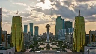 Astana Kazakhstan  city photos : Astana, Kazakhstan - Unravel Travel TV
