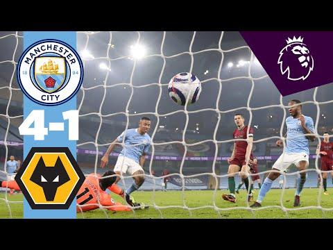 HIGHLIGHTS | City 4-1 Wolves | THE UNBEATEN RUN GOES ON