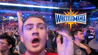 Nonton Wwe Wrestlemania 33 2017 Row 13  Orlando  Fl    Brandon Hodge Vlog  53 Film Subtitle Indonesia Streaming Movie Download