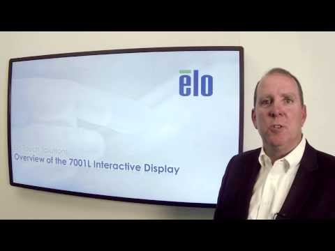 Elo 7001L Touchscreen Monitor