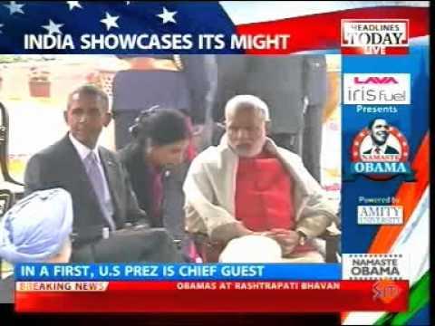 Sanjay Puri (USINPAC Chairman) on Obama India Visit – Headlines Today