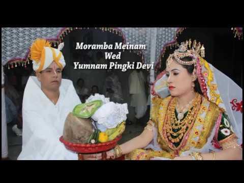 Video Manipuri wedding  (video part 1) : Mr. Moramba Meinam & Ms. Pinky Yumnam download in MP3, 3GP, MP4, WEBM, AVI, FLV January 2017