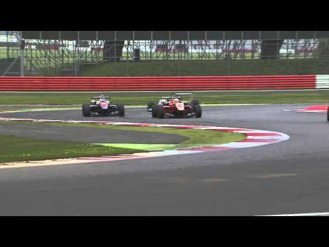SILVERSTONE Race 2 Highlights – Euroformula Open ROUND 5 UK – Palou