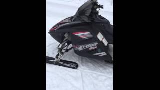 6. 2005 Ski Doo Gsx 550f