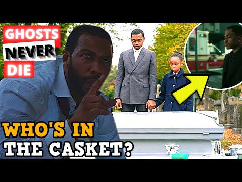 Power Book 2 Ghost 'IS GHOST ALIVE?!' & Who's In The Casket? Explained Power Spin Off
