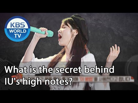 What is the secret behind IU's high notes? (Problem Child in House) | KBS WORLD TV 200911