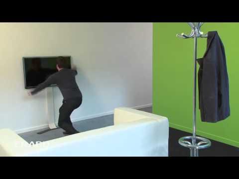 comment poser sa tv au mur la r ponse est sur. Black Bedroom Furniture Sets. Home Design Ideas