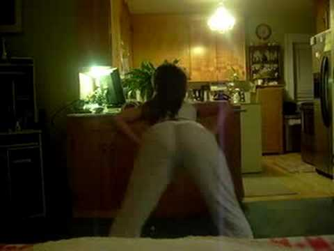 Latina Girl Dancing