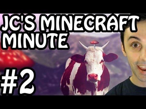 JC'S MINECRAFT SHOW 10/11/12 (320) – Epic Minequest 2! Flawed Minecraft Suggestions! Minecrafter!
