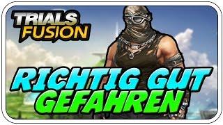 RICHTIG GUT GEFAHREN - TRIALS FUSION - Let's Play Trials Fusion  - Dhalucard