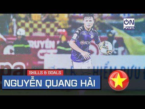 Quang Hải - Top Goals & Skills | Messi đích thực của bóng đá Việt Nam - Thời lượng: 4 phút, 59 giây.