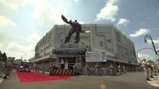 The Grand Opening of TRANSFORMERS: The Ride - 3D at Universal Orlando Resort.
