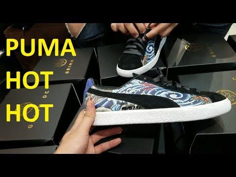 Bộ Sưu Tập Giày Puma Độc Đáo của Andy Vu (Vlog 87) - Thời lượng: 31 phút.