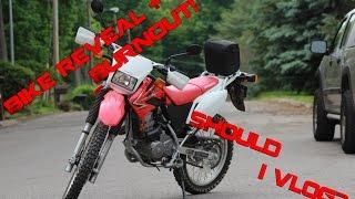 9. CRF 230l Bike Reveal