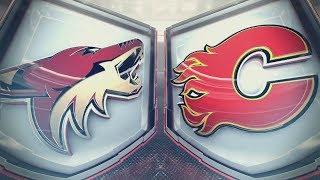 NHL Highlights | Coyotes vs. Flames - Feb 18, 2019 by Sportsnet Canada