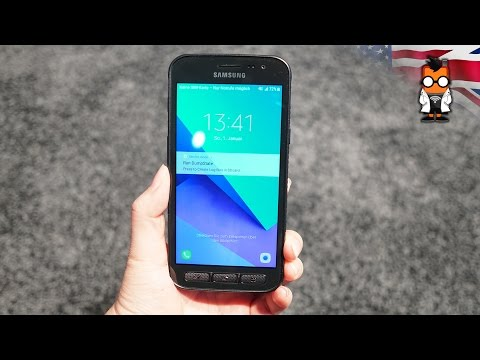 Samsung Galaxy Xcover 4 Hands On: A Rugged Outdoor Smartphone