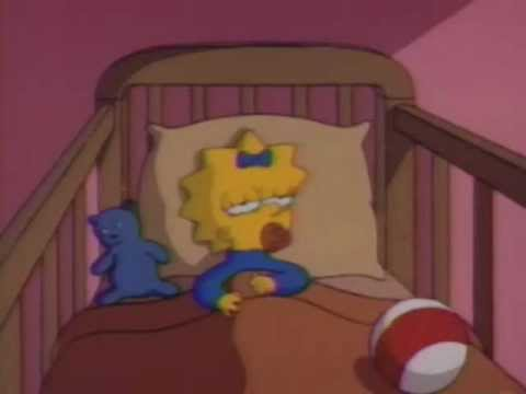 The Best Of Maggie Simpson!