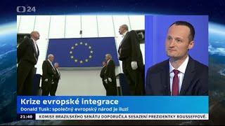 Krize evropské integrace