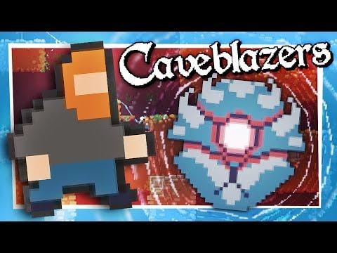 THE ADVENTURE BEGINS | Caveblazers (видео)