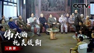 《伟大的抗美援朝》第一集 抉择   CCTV纪录