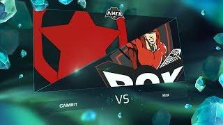 GMB vs ROX - Неделя 2 День 1 / LCL