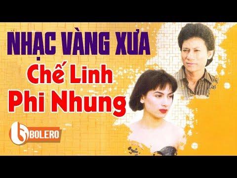 CHẾ LINH & PHI NHUNG - SONG CA BOLERO TẠ TỪ TRONG ĐÊM, THIỆP HỒNG ANH VIẾT TÊN EM HAY NHẤT QUẢ ĐẤT - Thời lượng: 45 phút.