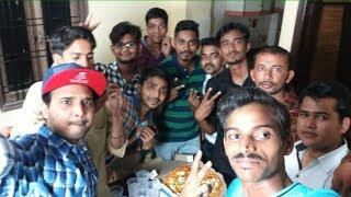 Masti with all YouTubers.....