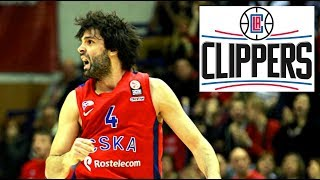 Watch Milos Teodosic highlights mix 2017. Milos Teodosic will play in NBA as the new Los Angeles Clippers point guard. Watch Milos Teodosic pass highlights, Milos Teodosic magic assists, no look passes, buzzer beater, 3 point shoots and more.Like, Share, Comment and Subscribe to our channel for more videos!Click to subscribe: http://bit.ly/2jFUtyh