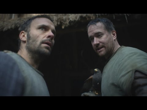 The Saxons and Danes arrive - The Last Kingdom: Episode 1 Preview - BBC Two