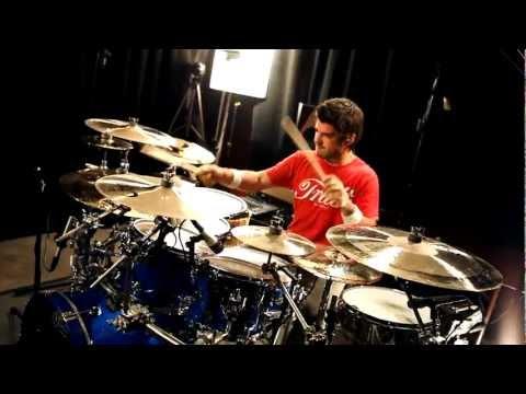 Cobus - Youtube Medley Drum Performance