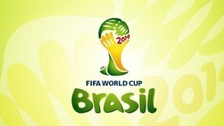 Worldcup 2014 Countdown YouTube video