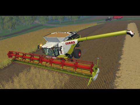 Claas Lexion 780 Full + Washable