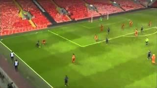 Gedion Zelalem's U21 Debut Against Liverpool