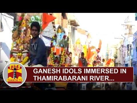 Ganesh-Idols-immersed-in-Thamirabarani-River-Thanthi-TV