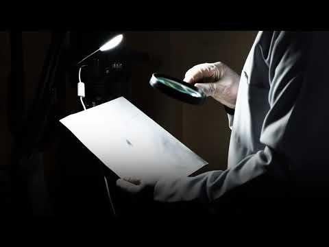 مهام إدارة الأدلة الجنائية (قسم البصمات) في الشرطة الفلسطينية