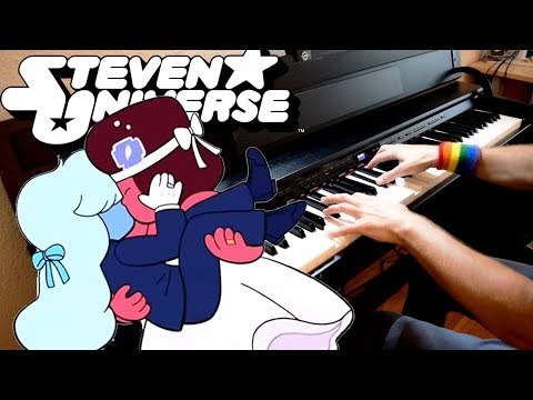 Let's Only Think About Love - STEVEN UNIVERSE (Piano Cover)