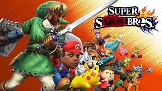 Super SLAM Bros. 4