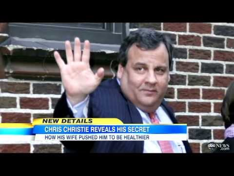 Chris Christie Weight Loss from Lap Band Surgery: Christie Fires Back at Lap Band Questions