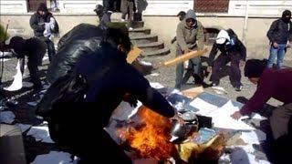 Bolivia: se agrava asonada policial