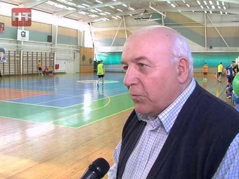 В спортивном центре «Акрон» состоялось открытие турнира по мини-футболу памяти Александра Лохматова